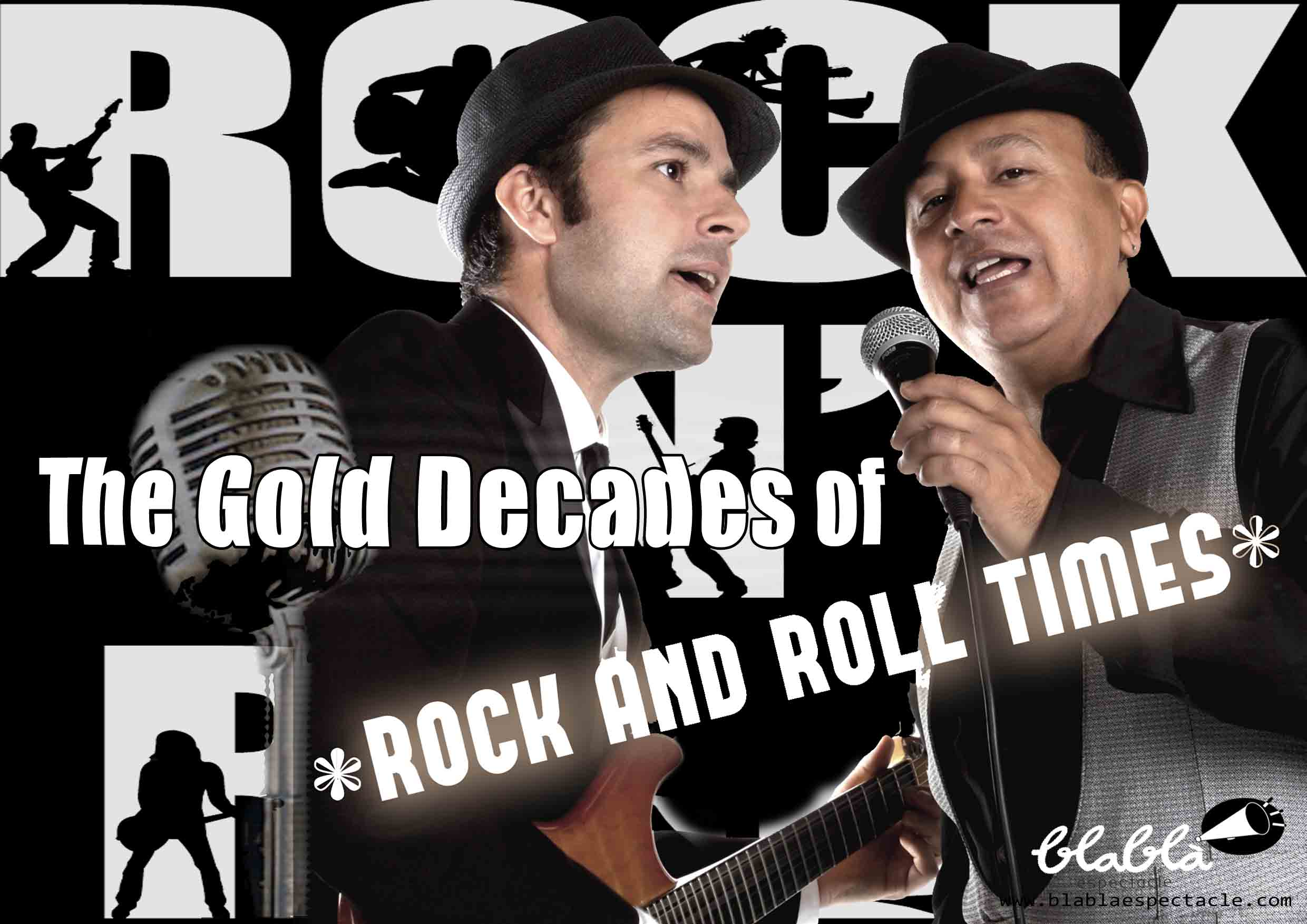 'The Gold Decades Of Rock & Roll